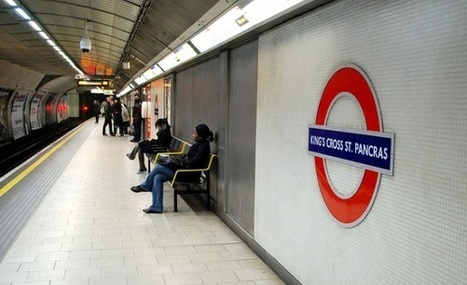 London Underground Set to Get Wi-Fi | AS Level ICT | Scoop.it