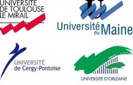 Les logos d'universités, entre tradition et... tradition - Arrêt sur images | recherche et enseignement en design graphique | Scoop.it