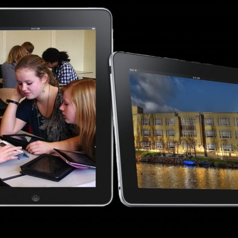 Middelbare scholen omarmen iPad   Ipad Classroom, ICT, Education Innovation   Scoop.it