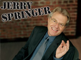 Jerry Springer appearance in play leads to boycott threat | The Pitch | OffStage | Scoop.it