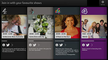 Channel 4 develops single companion app | screen seriality | Scoop.it