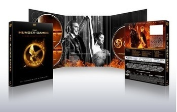First Look at Target's Exclusive Hunger Games Blu-Ray And DVD ... | The Hunger Games Books and Movies | Scoop.it