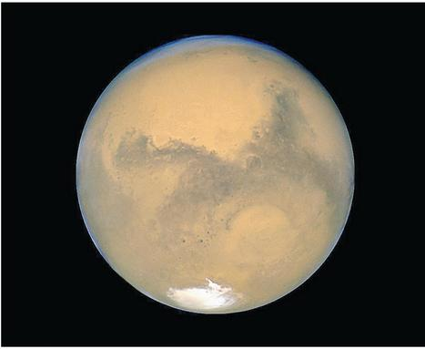 Mars lost lost its magnetic field billions of years ago, killing all life, if any ever existed there | Alternative Technology | Scoop.it