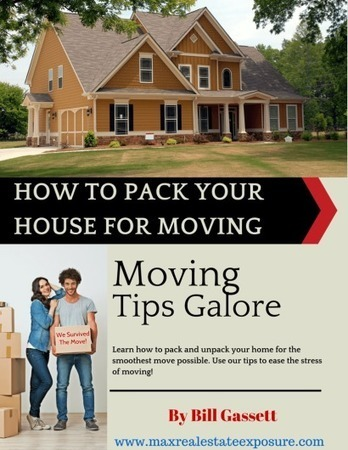 How to Pack Your House For A Move | Kathleen Weare Remax Real Estate | Scoop.it