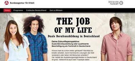 Alemania lanza una web de empleo para atraer a jóvenes parados de la Unión Europea - 20minutos.es | informaticaa | Scoop.it