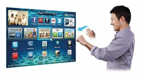 Samsung lanza Smart TV, el televisor del futuro | Mobile Technology | Scoop.it