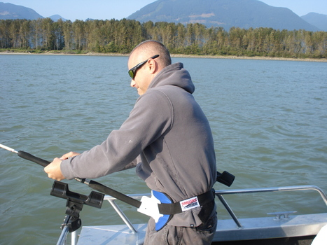 Sturgeon fishing in the Fraser River BC Canada | I love boating | Scoop.it