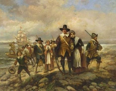 Thanksgiving History: The English Roots of the The Pilgrims and the Plymouth Colony | EFL Teaching Journal | Scoop.it