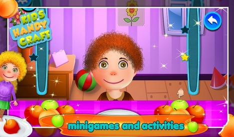 Kids Handy Craft - Latest Free Android kids Game | Laura Kelly | Scoop.it