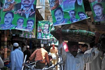 Pakistan ready for historic election | New Europe | Pakistan & The World | Scoop.it