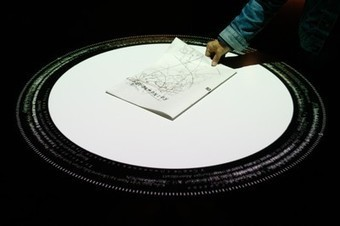 """Re: Newspapers"" - the augmented newspaper project by Akitoshi Honda (Japan) 