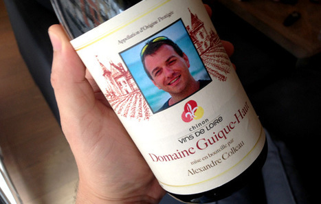 Une appli Facebook pour créer et imprimer sa propre étiquette de vin | Vin 2.0 | Scoop.it