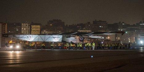 Solar Impulse 2 a quitté l'Egypte pour la dernière étape de son tour du monde - Sud-Ouest | Actualités écologie | Scoop.it