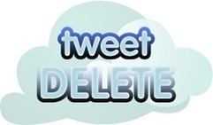 Automatically delete your old tweets with TweetDelete.net | Kimpoy | Scoop.it