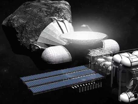 The Asteroid Nearing Earth Could Be Worth $195 Billion — Here's The Plan To Mine The Next One | Vulbus Incognita Magazine | Scoop.it