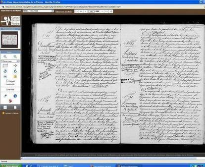 Le département a-t-il des droits sur ses archives en ligne ? | RoBot généalogie | Scoop.it