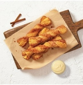 Celebrate 'National Eat Dessert First' Month with Cinnabon Cinnamon Stix | Party planning | Scoop.it