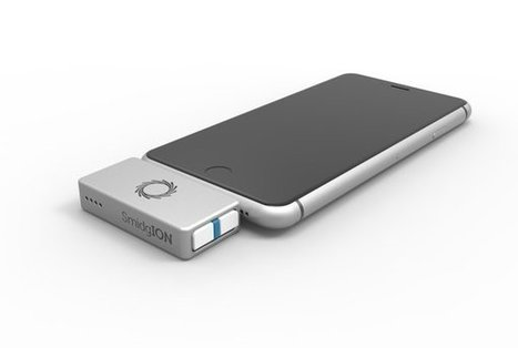 Just a SmidgION: Oxford Nanopore announce iPhone-powered sequencing | Digital marketing pharma | Scoop.it