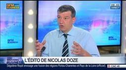 Nicolas Doze: Les impôts tueraient les emplois à domicile - 21/05 2/2 | La Fepem dans les médias. | Scoop.it