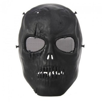 Full Face Skull Airsoft Mask | Airsoft Paintball Mask | Scoop.it