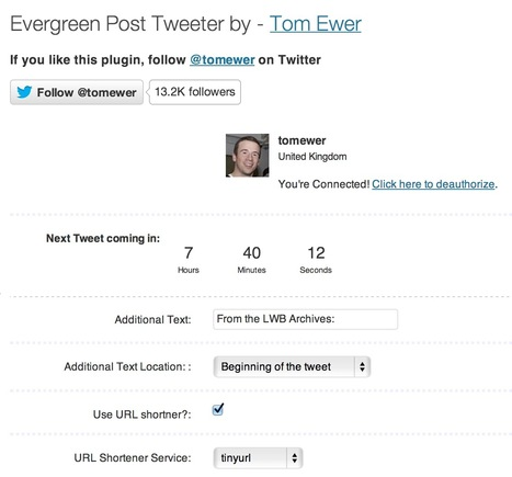3 astuces pour augmenter le trafic de votre blog WordPress | Personal Branding and Professional networks - @Socialfave @TheMisterFavor @TOOLS_BOX_DEV @TOOLS_BOX_EUR @P_TREBAUL @DNAMktg @DNADatas @BRETAGNE_CHARME @TOOLS_BOX_IND @TOOLS_BOX_ITA @TOOLS_BOX_UK @TOOLS_BOX_ESP @TOOLS_BOX_GER @TOOLS_BOX_DEV @TOOLS_BOX_BRA | Scoop.it