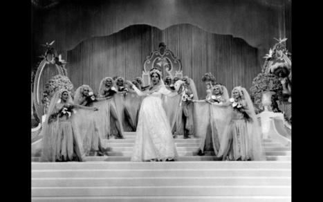 """Barbra Streisand's Golden Debut In """"Funny Girl""""   BROADWAY DANCING   Scoop.it"""