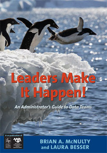 Leaders Make it Happen! An Administrator's Guide to Data Teams | The Leadership and Learning Center | My Dream Job: Elementary Principal | Scoop.it