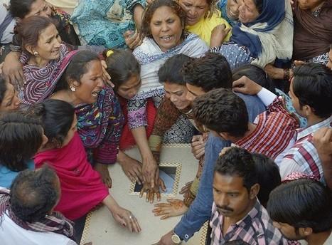 Au Pakistan, les chrétiens à nouveau pris pour cibles   Voir et prier   Scoop.it