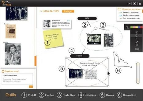 Projet CoWo, outil éducatif de demain | projet pilote dans l'académie de Lille avec l'équipe de TalkMap | Usages pédagogiques des cartes mentales | Scoop.it