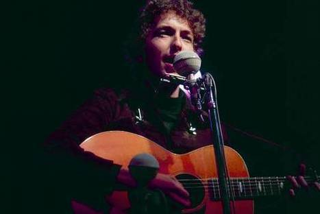 Bob Dylan Wins Nobel Prize in Literature | AdLit | Scoop.it