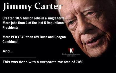 Jimmy Carter . . . | Interesting Politics | Scoop.it