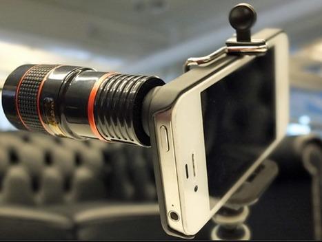 Gadgets recomendados por The Huffington Post para cubrir los Juegos Olímpicos | Herramientas digitales | Scoop.it