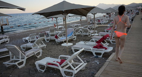 Turkey's Tourist Industry Collapses as 1,300 Hotels Go on Sale | STRATEGIC COMMUNICATIONS & PUBLIC DIPLOMACY | Scoop.it