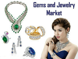 Indian Gems & Jewellery Market to grow at 11% CAGR through 2021   Energy-Resources and Automation - manufacturing construction   Scoop.it