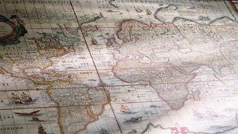 The politics of making maps | Topics in Geography | Scoop.it