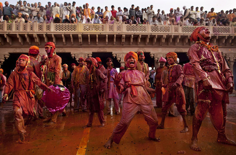 Holi Celebrations in Barsana - Happy Holi 2014 - Holidays Celebration | Festival Holidays | Scoop.it