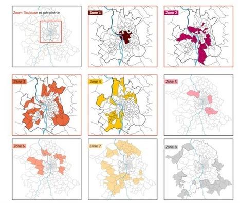 Immobilier. Les prix des loyers sont stables à Toulouse... sauf dans l'hypercentre | La lettre de Toulouse | Scoop.it