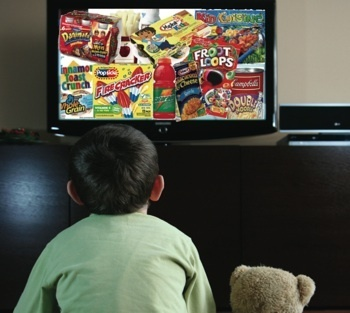 Effect of television advertisements for foods on food consumption in children | Children, TV, and Junk Food | Scoop.it