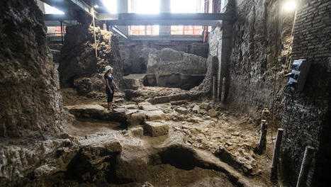 Excavation of Rome home leads to startling ancient discovery | STEM Connections | Scoop.it