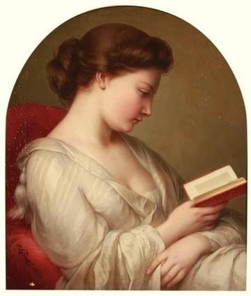 Une lectrice de Charlemagne Oscar Guet | The Blog's Revue by OlivierSC | Scoop.it