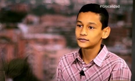 ¡ORGULLO NACIONAL! Joven de 13 años crea plataforma educativa basada en la realidad aumentada - NotiTotal   educación no presencial   Scoop.it