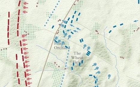 A Cutting-Edge Second Look at the Battle of Gettysburg   Going Digital   Scoop.it