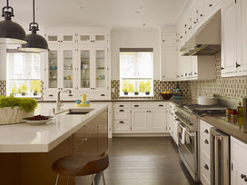How to Plan Your Kitchen's Layout | Inspirational Interiors | Scoop.it