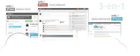Nelis - Logiciel de CRM Social et solution de travail collaboratif SaaS sur Mac, PC et Tablettes. Test gratuit 15 jours. | Startups Innovantes en Languedoc-Roussillon | Scoop.it