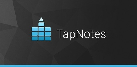 TapNotes - Meeting Recorder - Applications Android sur GooglePlay   Android Apps   Scoop.it