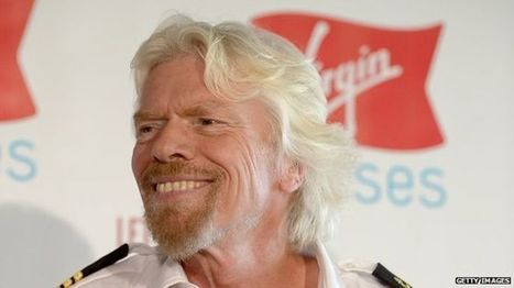 Are you a 'disruptive talent' like Sir Richard Branson? - BBC News | Corporate Rebels United | Scoop.it