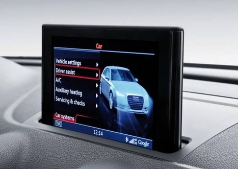 Audi announces Nvidia Tegra-powered infotainment system at CES | wearable and moving marketing | Scoop.it