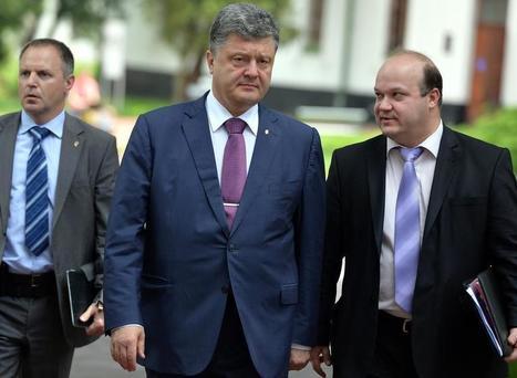 В администрации Порошенко разделяют мнение главы польского МИД об освобождении Освенцима | Global politics | Scoop.it