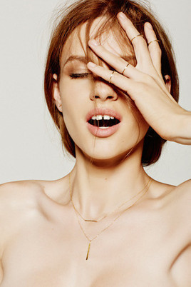 Why delicate jewellery is having a moment in fashion | Diamonds, Gold & Jewellery | Scoop.it