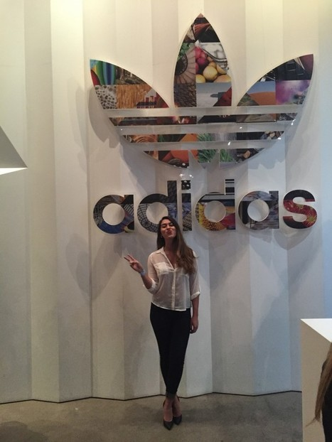 WHAT WE WORE: ADIDAS ZXFLUX EXPERIENCE - THICK FAB LIFE | Celebrities | Scoop.it